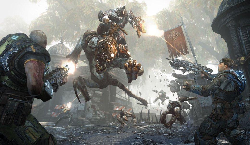 Gears of War: Judgment выйдет в комплекте с первой частью