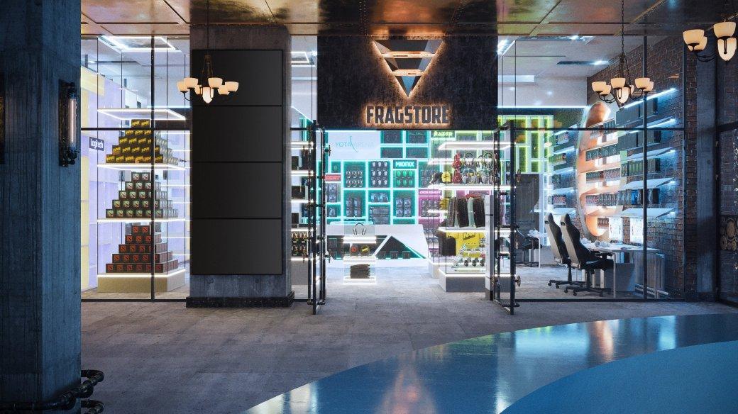 У геймеров в Москве будет свой дом. Yota Arena откроется уже в мае