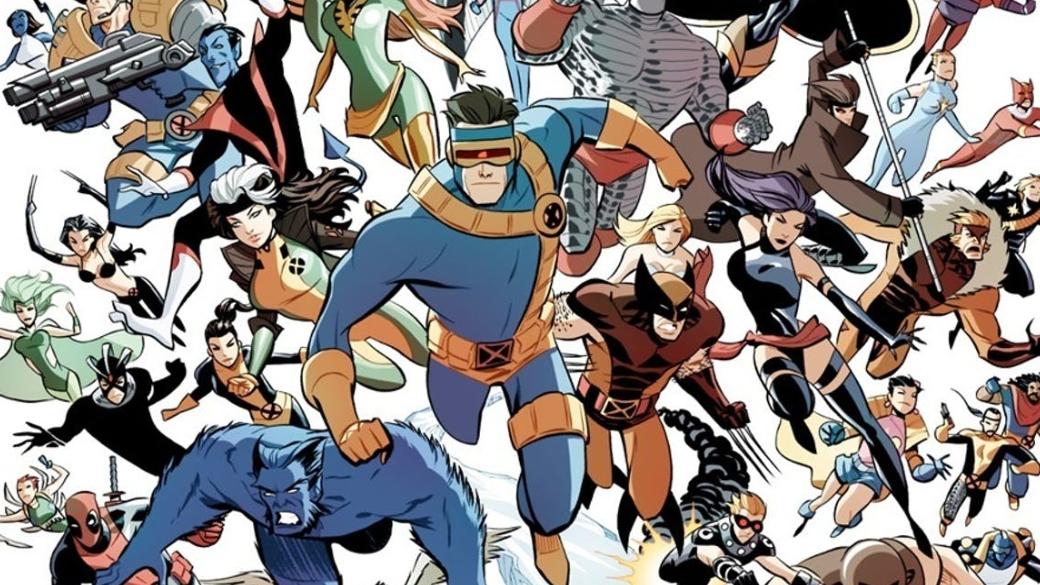 Ихслишком много! Как менялась команда Людей Икс исколько ееверсий было настраницах комиксов?