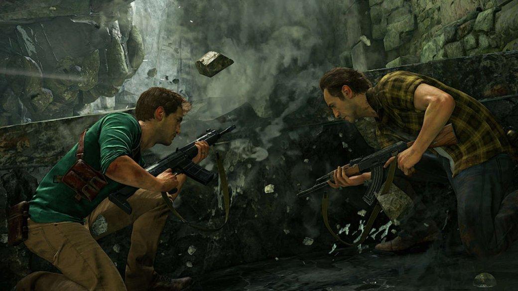 Все о бете Uncharted 4: напарники, артефакты, размер файла