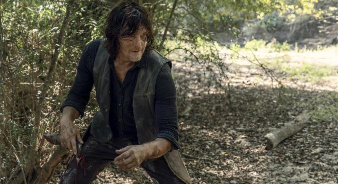 1марта вышел 10 эпизод 10 сезона «Ходячих мертвецов» (The Walking Dead), который напугал всех поклонников Дэрила. ИАльфы, если унее вообще есть поклонники. Герои встретились лицом клицу, иэто чуть незакончилось трагедией.
