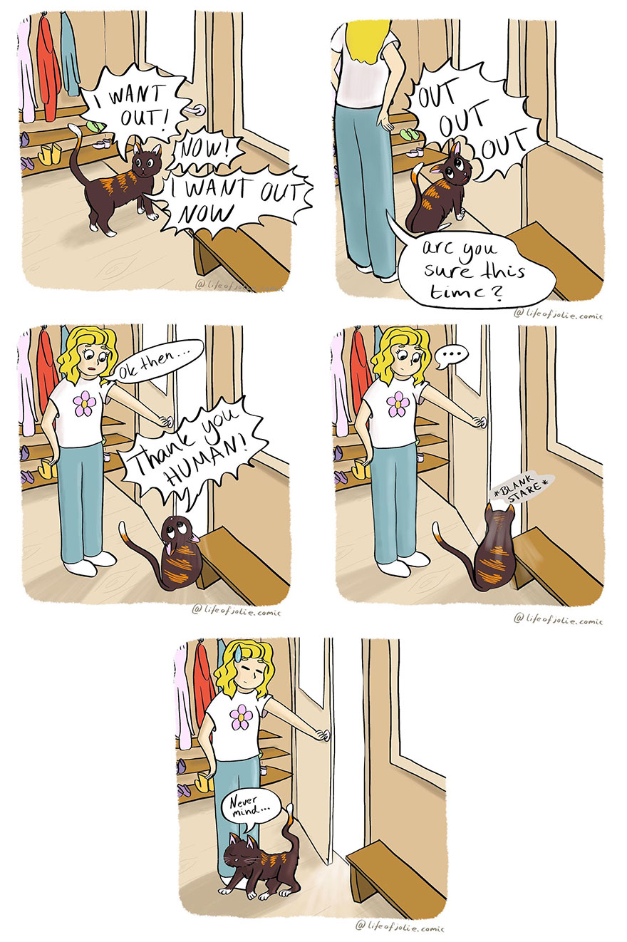 Художница создает забавные комиксы оежедневной жизни