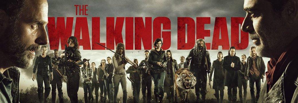 Почему снова стоит смотреть «Ходячих мертвецов», если выбросили сериал наранних сезонах?