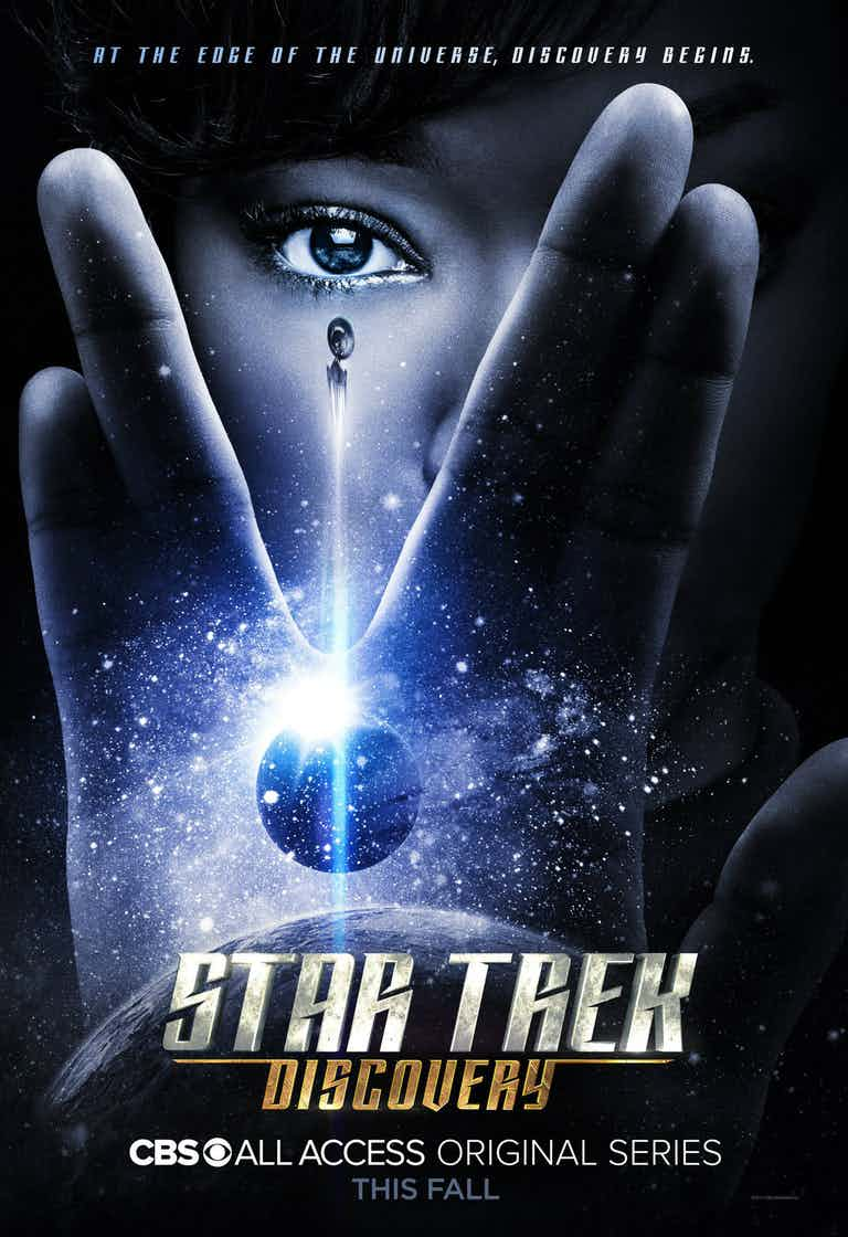 «Звездный путь: Андромеда?» Ужасный первый трейлер нового Star Trek