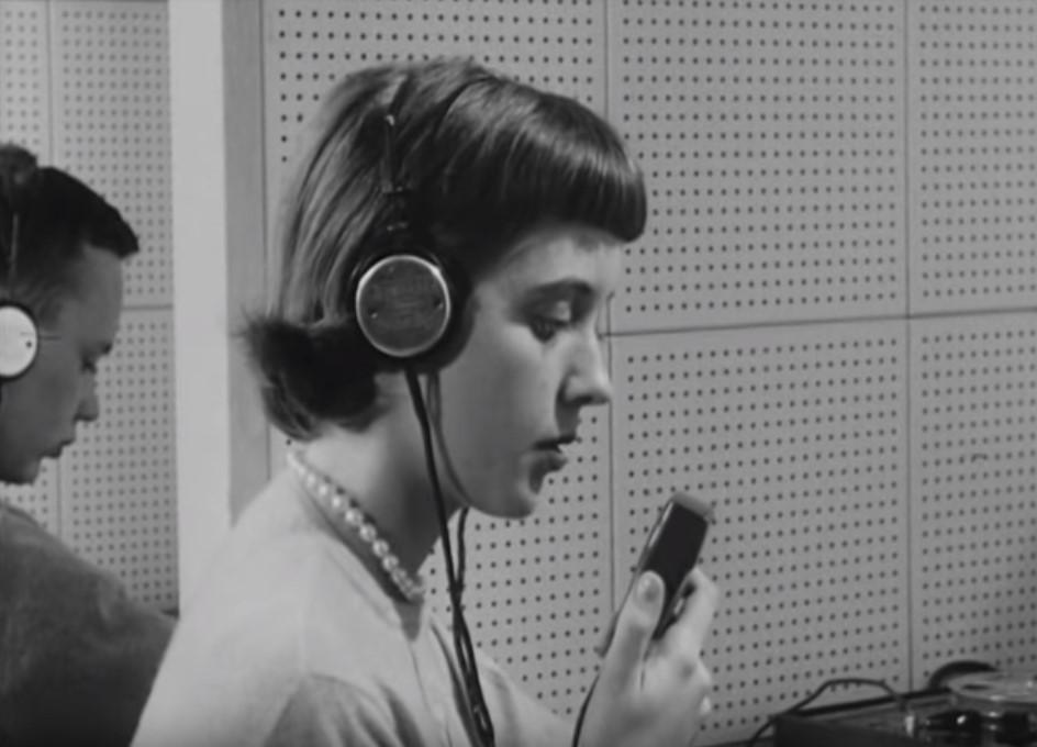 Очень забавное видео: как американцы 60 лет назад учили русский язык