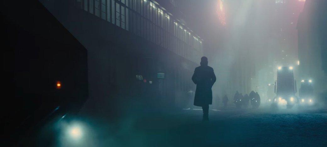 «Бегущий полезвию 2049» выглядит умопомрачительно стильно. Трейлер
