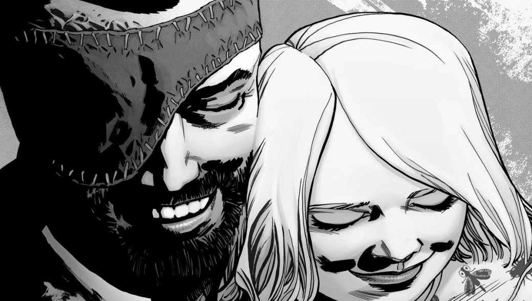 Возможенли комиксный спин-офф «Ходячих мертвецов» про Нигана? Отвечает Роберт Киркман