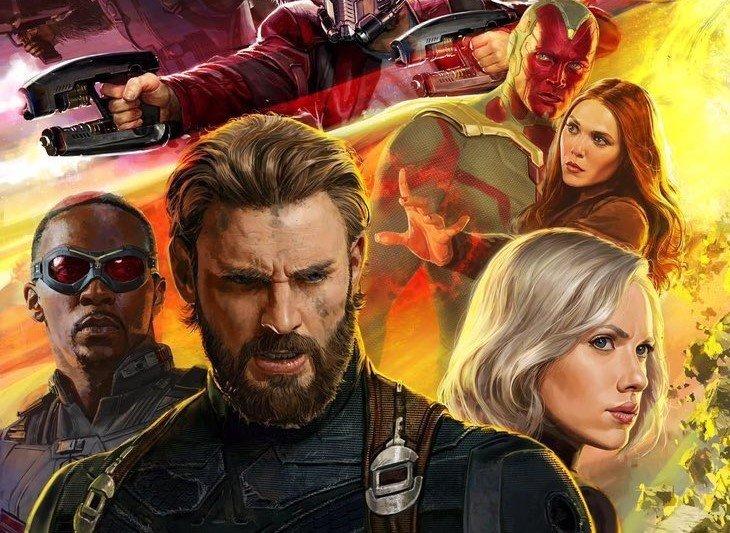Разбираем постер «Мстители: Война бесконечности». Что изменилось?