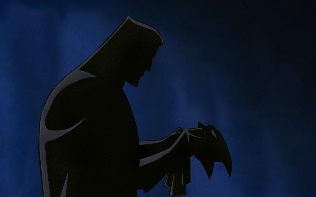«Бэтмен: Маска Фантазма» наBlu-Ray. Отличный повод пересмотреть!