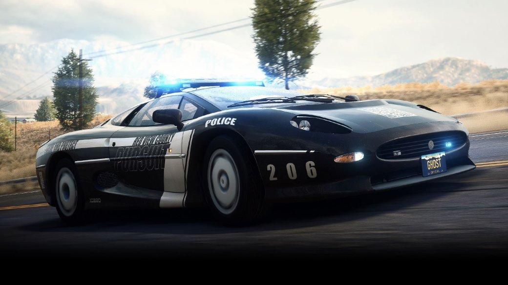 Hot Pursuit: ездятли полицейские насуперкарах вреальной жизни?