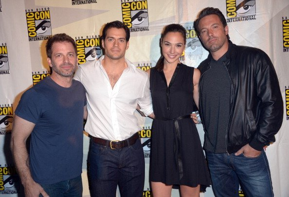 DC Comics на Comic-Con 2015