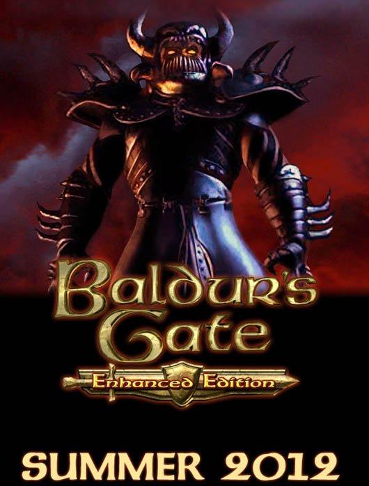 Дилогия Baldur's Gate обзаведется переизданием