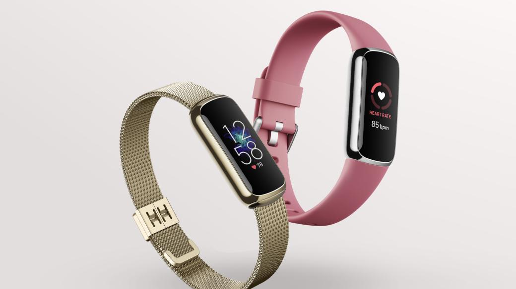 Fitbit представила дорогой фитнес-трекер Luxe