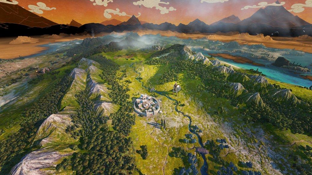 4 часа вTotal War Saga: Troy— Парис иМенелай, влияние богов нагеймплей итактика всражениях