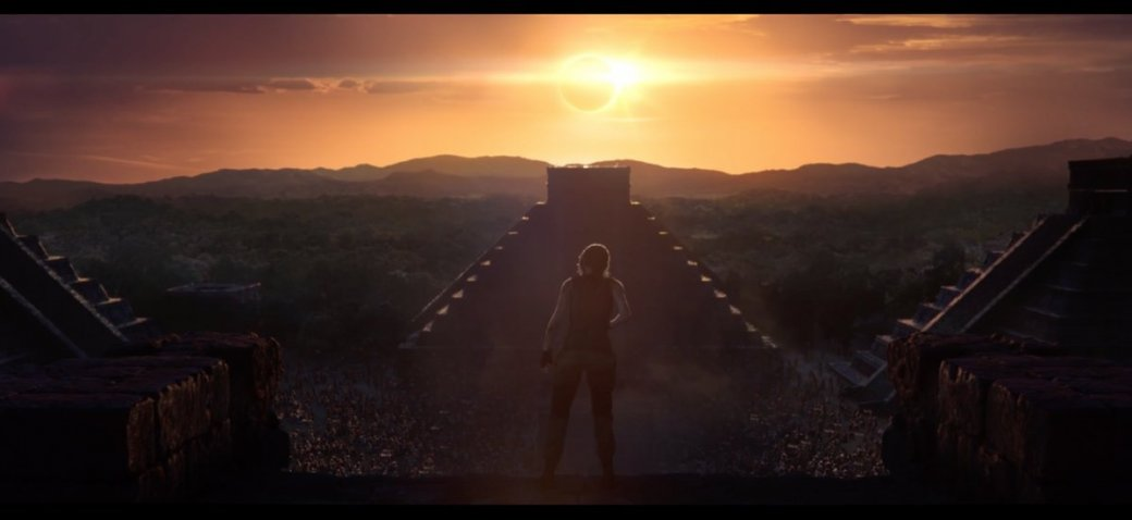 Сюрприз! Официально анонсирована Shadow ofthe Tomb Raider. Давайте сделаем вид, что удивлены