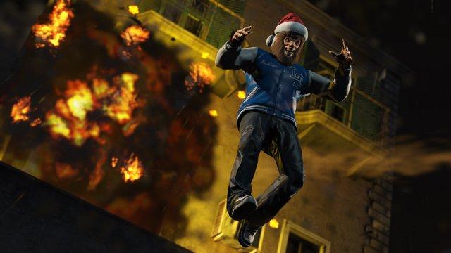 Апдейт GTA Online делает из игроков зверей-убийц и охотников за ними