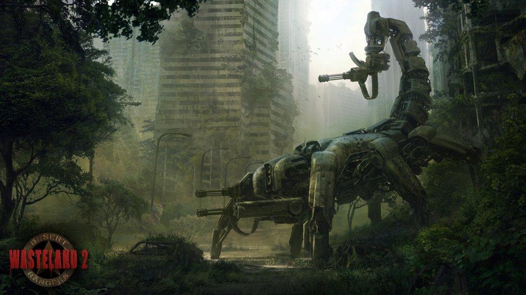 Фанаты Wasteland 2 пожертвовали три миллиона долларов
