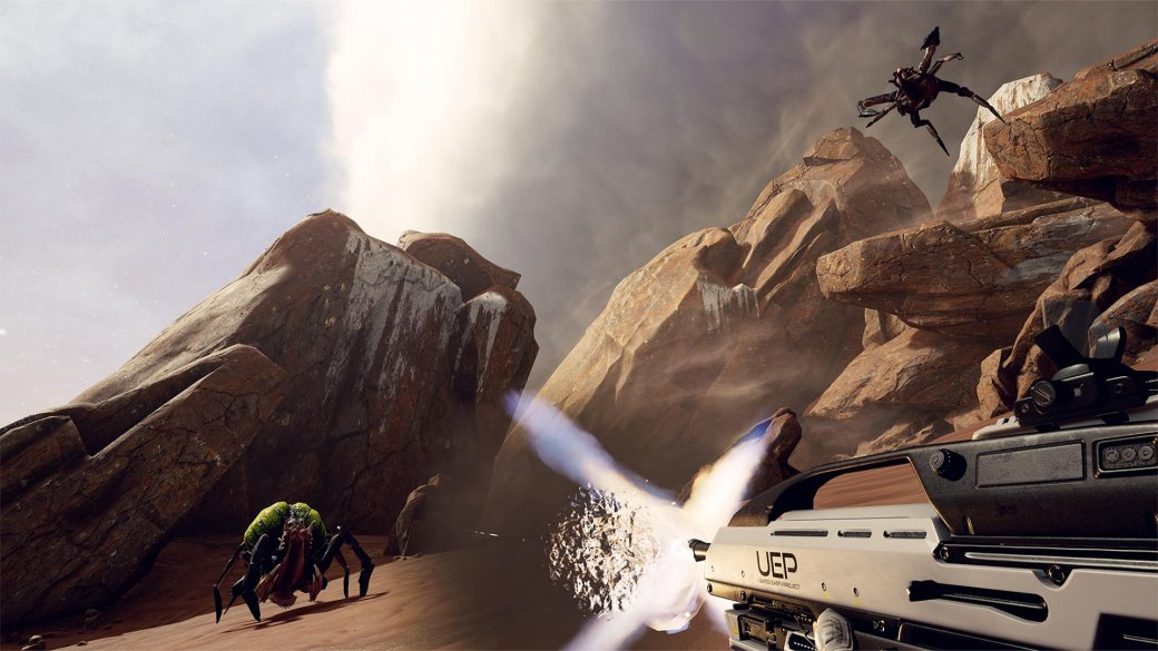 «Несамый худший VR-шутер»— критики сдержанно хвалят Farpoint