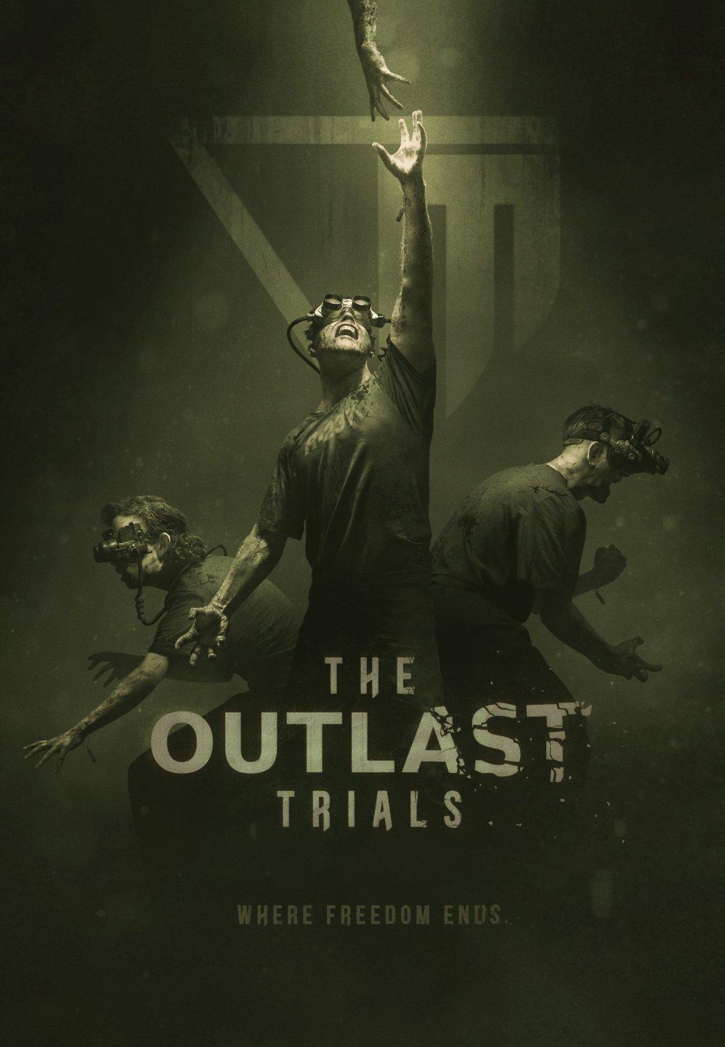 Создатели Outlast анонсировали кооперативный спин-офф — The Outlast Trials