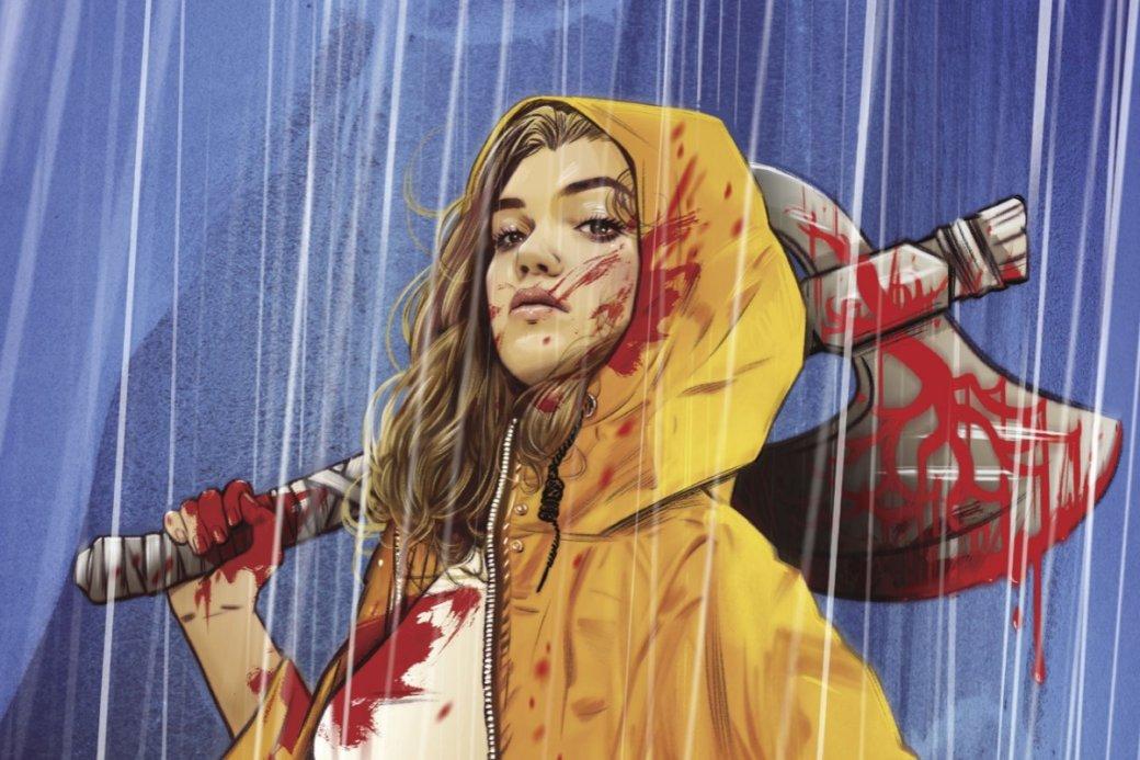 Недавно на7 выпуске завершился комикс Basketful ofHeads отпопулярного писателя Джо Хилла. Объясняем, почему этот комикс неработает как триллер.