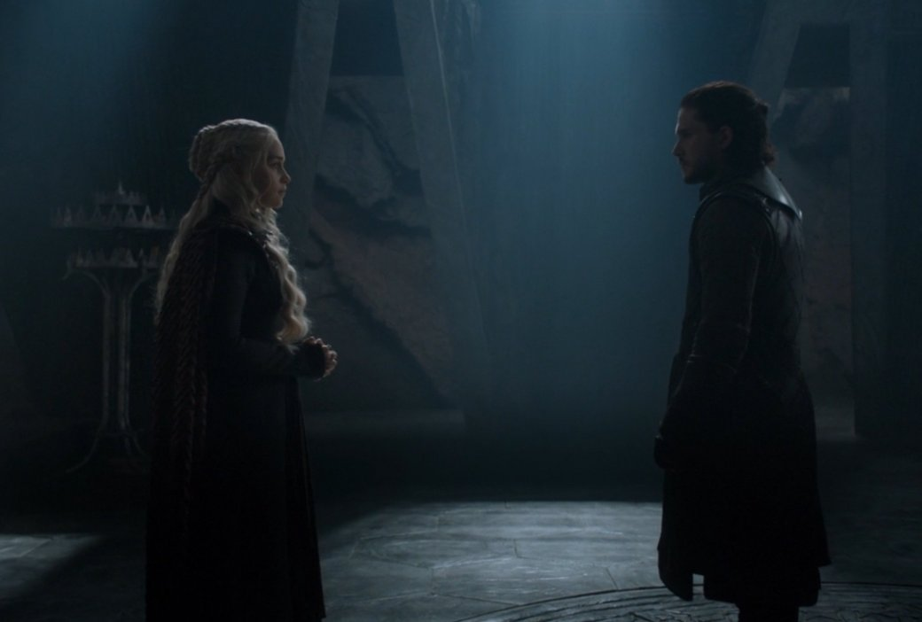 Суть. Рецензия на 3 серию 7 сезона «Игры престолов» в одном абзаце