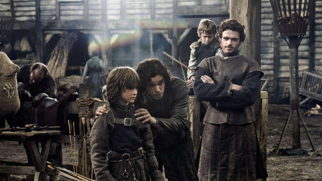 Актерам из «Игры престолов» стало очень стыдно из-за ролика со съемок первого сезона