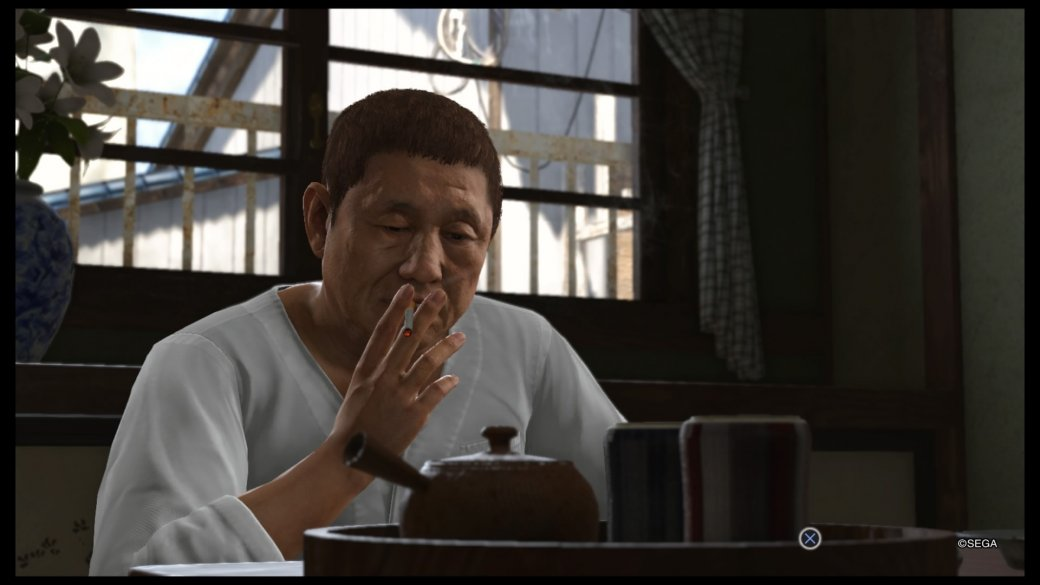 Рецензия на Yakuza 6