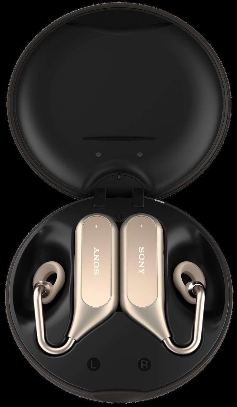 MWC 2018: Sony представила беспроводные наушники Xperia Ear Duo