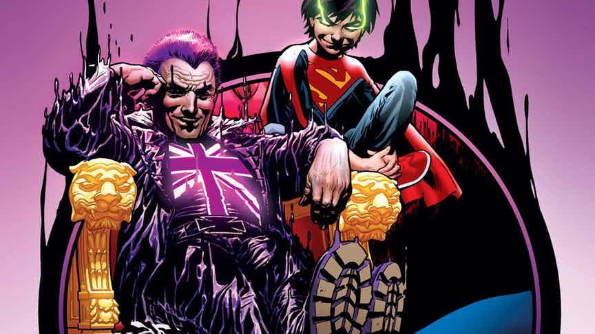 Злодей из прошлого Супермена попытается отнять у героя самое дорогое