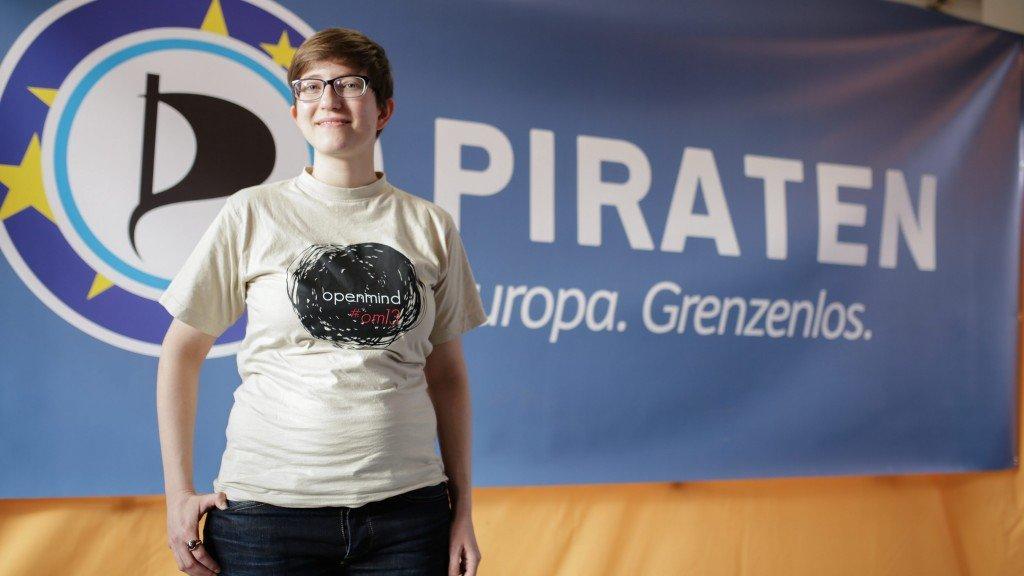 Депутат из Пиратской партии радикально изменит закон об авторском праве в ЕС