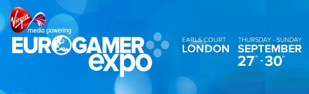 В Лондоне началась Eurogamer Expo 2012