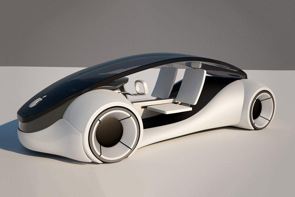 «Яблочные» автомобили – не выдумка? Apple уже регистрирует домены