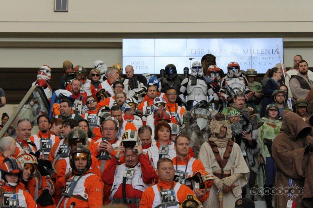 Косплей дня: лучшее сфестиваля Star Wars Celebration— часть1