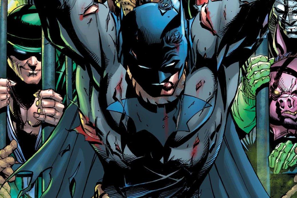 В2016 году Том Кинг стал автором основной линейки комиксов про Бэтмена, где долгое время властвовал Скотт Снайдер, отвечавший заBatman, Batman: Eternal, Batman and Robin: Eternal иTalon. Предшественник Кинга нетолько умело использовал старых врагов Темного Рыцаря, ноиуспешно добавил вмифологию Бэтмена таинственный Суд Сов, так что задача перед автором «Вижна» и«Вавилонского Шерифа» стояла неизлегких. Терять время было некогда.