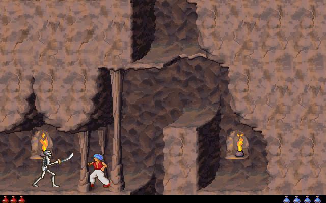 История Prince ofPersia— отигры 1989-го дотрилогии «Песков времени». Часть1