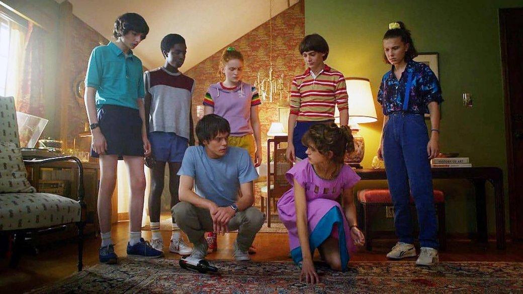 Рецензия натретий сезон сериала «Очень странные дела»