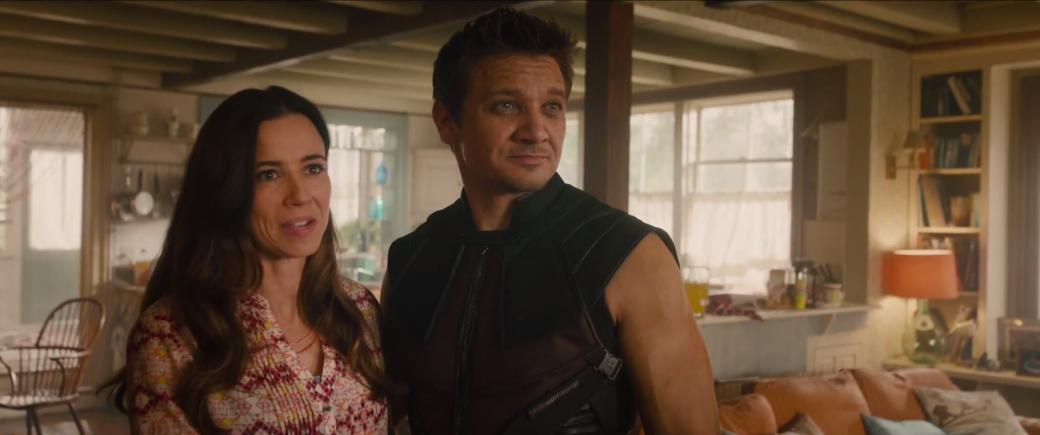 Джереми Реннер тизерит очень крутой сюжетный твист «Мстителей4»