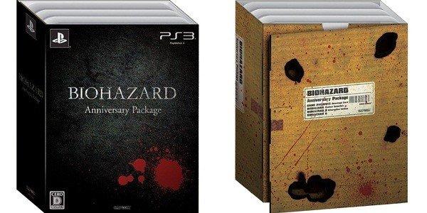 Capcom выпустит юбилейное издание серии Resident Evil
