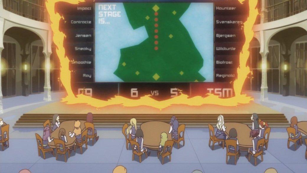 Матч двух мастодонтов League ofLegends был сыгран… ваниме! (что?)