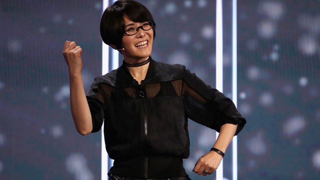 Интернет готов умереть за Икуми Накамуру с презентации Bethesda на E3 2019
