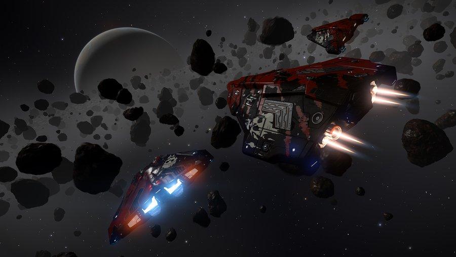 ВEGS бесплатно раздадут космический симулятор Elite Dangerous