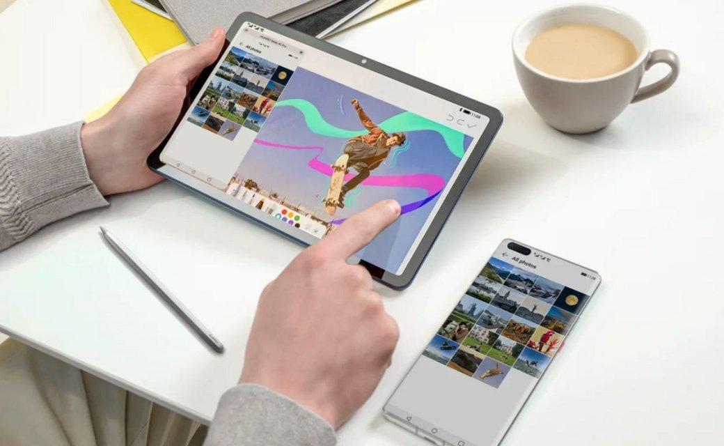 ВРоссии представили новую версию планшета Huawei MatePad споддержкой Wi-Fi6