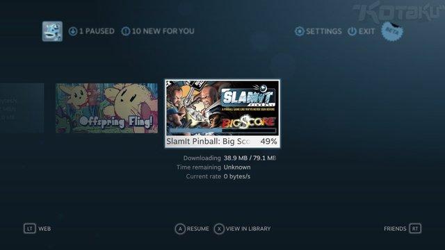Valve выпустит Steam для телевизоров