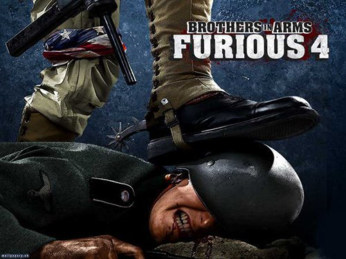 Brothers in Arms: Furious 4 сменит имя