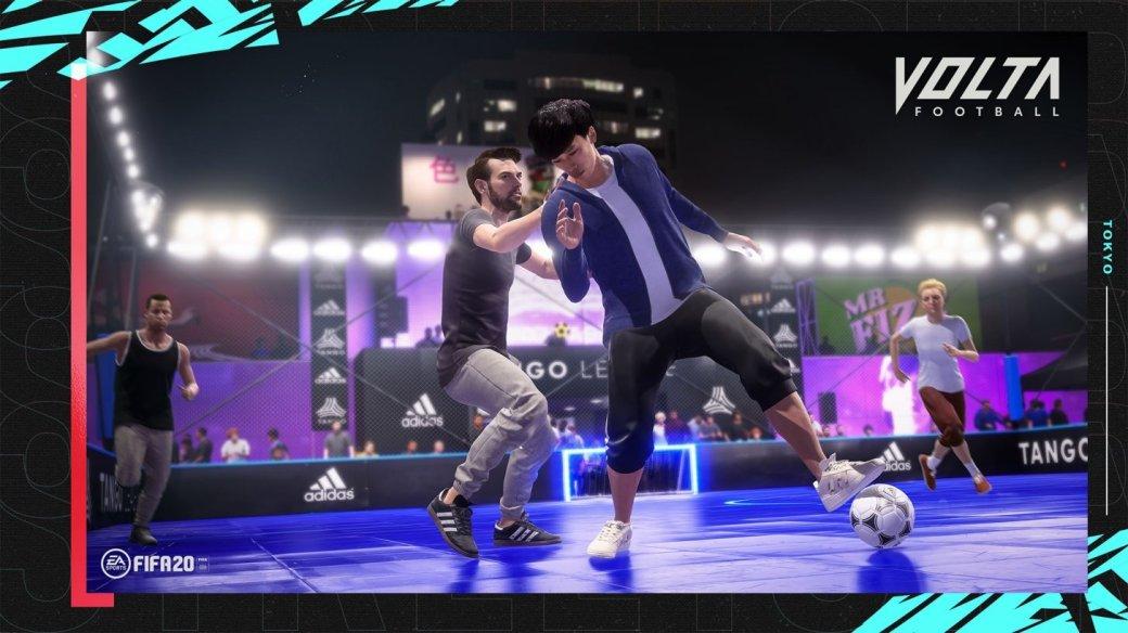 НаEAPlay показали FIFA 2020. Ееглавной особенностью стал уличный футбол