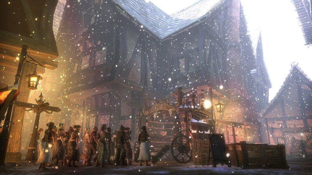Вочто играть нановогодних праздниках: отMax Payne доThe Elder Scrolls 5: Skyrim