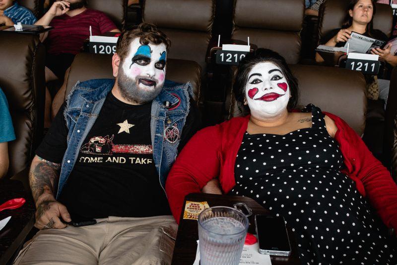 В Америке устроят спецпоказ «Оно 2» для зрителей в костюмах клоунов. Вот где настоящий хоррор!