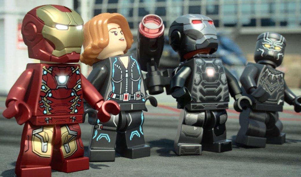 Слух: описания Lego-наборов по«Мстителям 4» спойлерят любопытные подробности фильма
