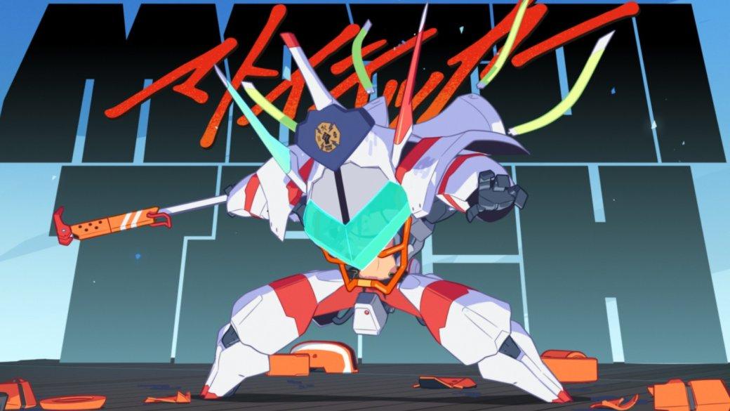 «Промар»отстудии Trigger— лучшее аниме десятилетия