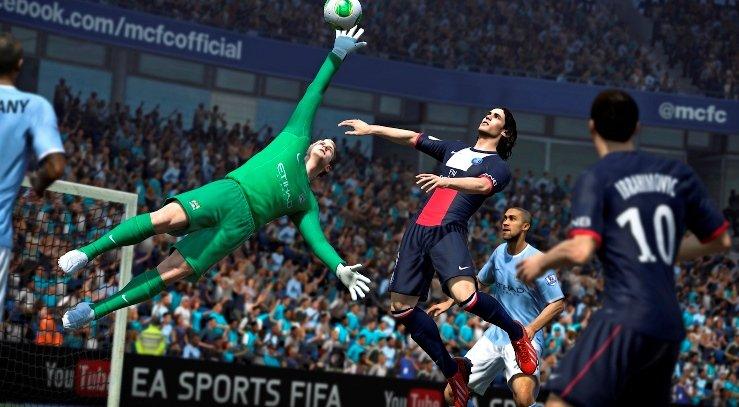 Рецензия на FIFA 14